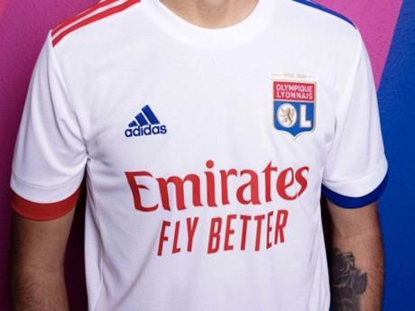 L'OL prolonge son contrat avec Adidas jusqu'en 2025!