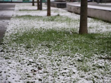 Lyon: il pourrait neiger pendant la nuit de Noël