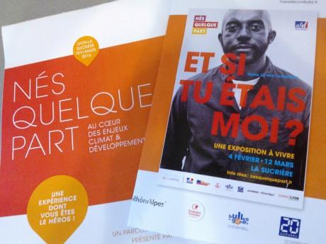 L'exposition Nés quelque part prolongée à Lyon