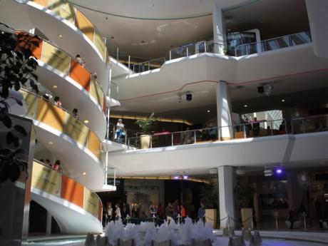 Les centres commerciaux lyonnais ouverts pour le 14 juillet