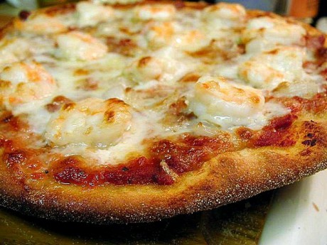La pizza, spécialité préférée des Lyonnais !