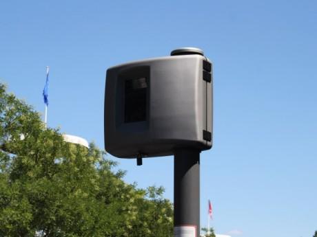 Un nouveau radar feu est entré en service près de Lyon - Lyonmag.com