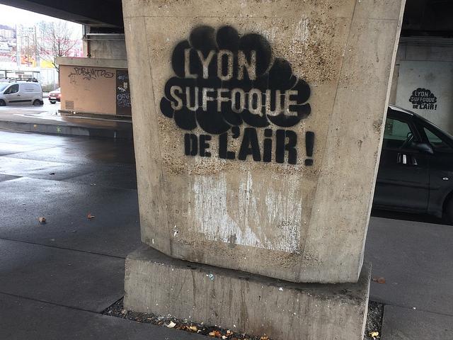 """""""Les élus de la Métropole de Lyon trop frileux"""" selon Greenpeace"""
