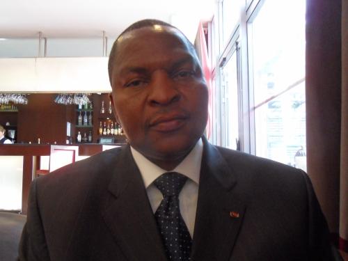 Pas de tapis rouge pour le premier ministre Centrafricain