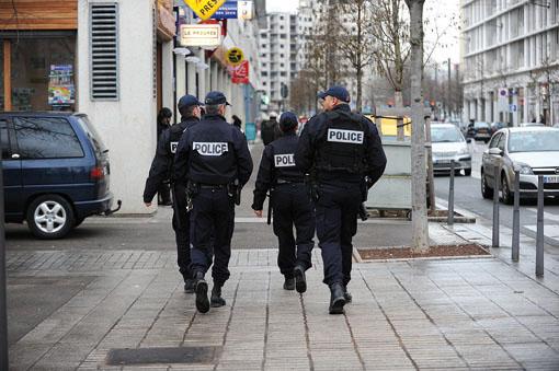 Malgré les braquages, la délinquance baisse dans le Rhône