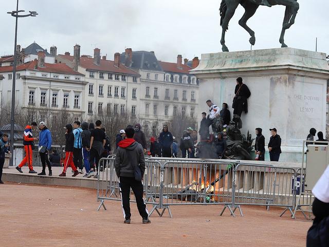 Lyon : Trois gilets jaunes présenté au parquet ce lundi