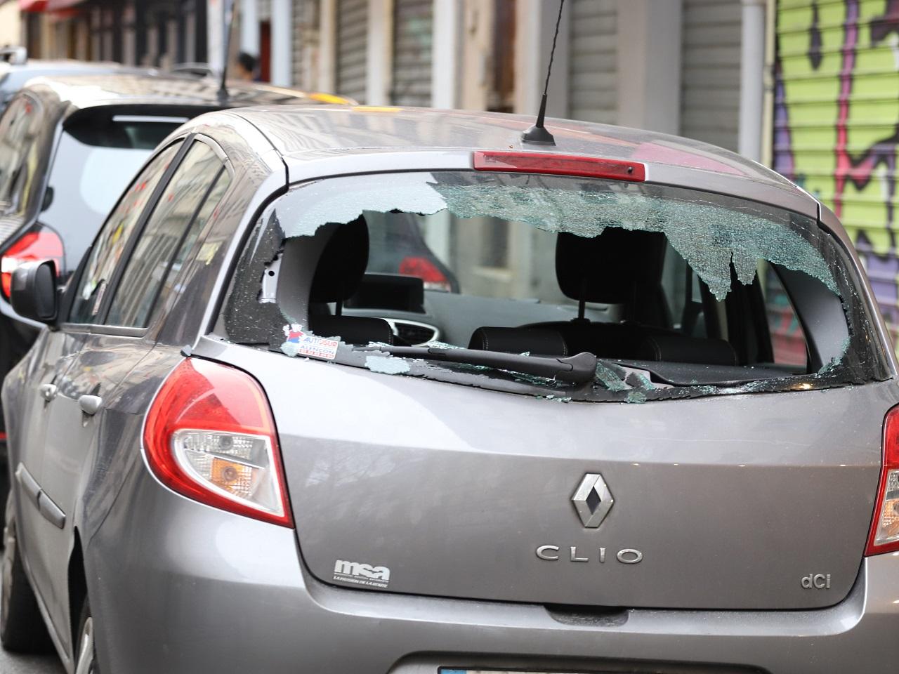 Lyon : une famille agressée par un groupe d'individus cagoulés