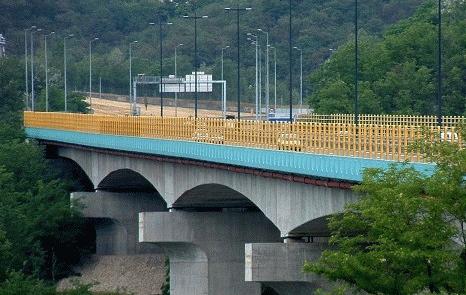 Embouteillages monstres en raison du début des travaux sur le viaduc de Sermenaz