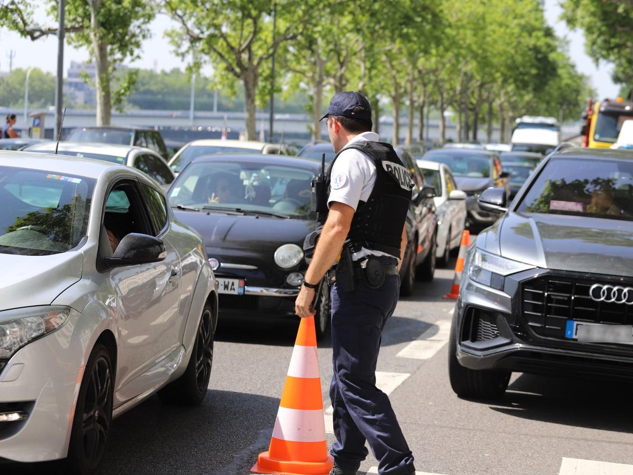 Les restrictions de circulation terminées à Lyon, la pollution baisse