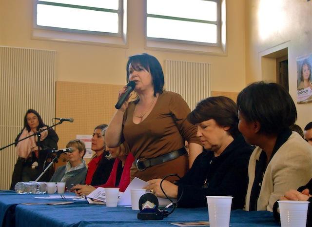 Canton de Meyzieu : Odette Garbrecht impute sa défaite à l'UMP et aux écologistes