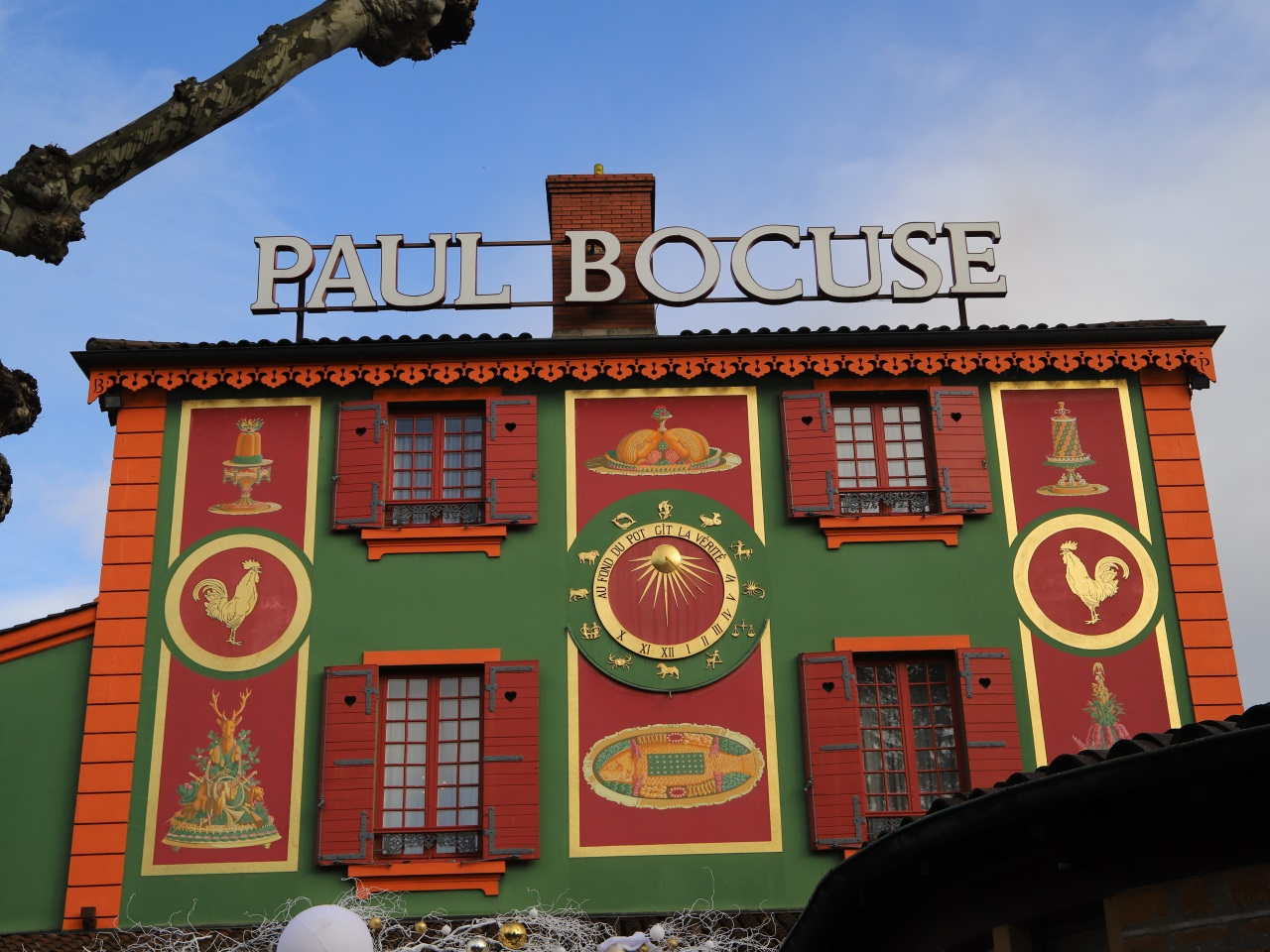 Le restaurant Paul Bocuse perd la troisième étoile qu'il détenait depuis 1965
