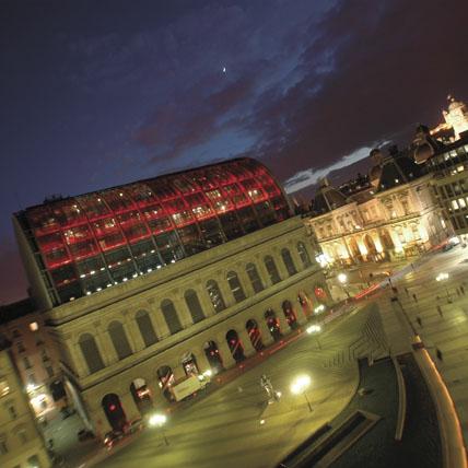 Opéra : la Ville de Lyon obtient 113 000 euros