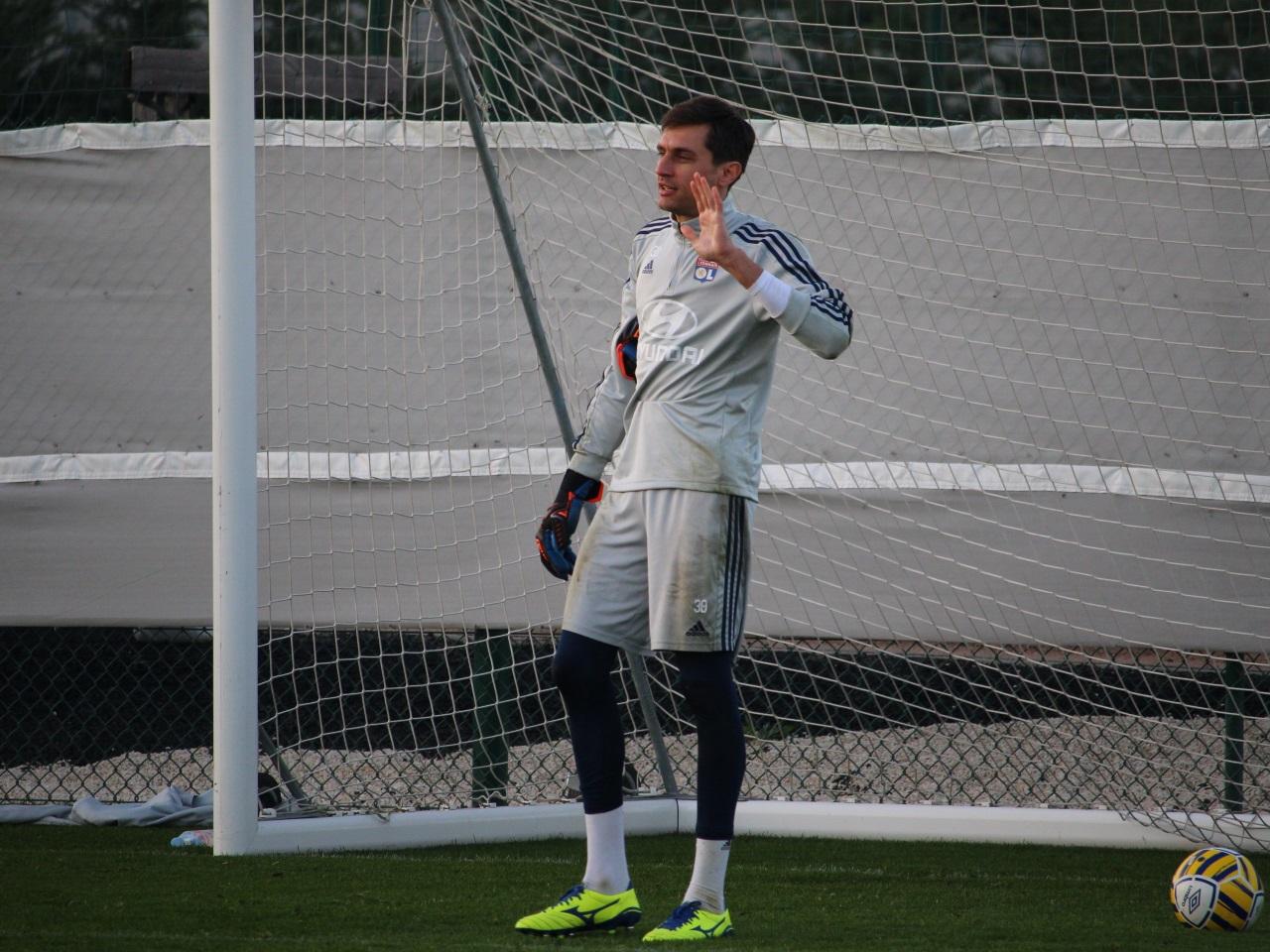 OL : l'entraîneur des gardiens de Saint-Etienne pour remplacer Grégory Coupet