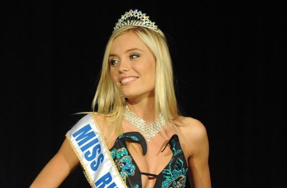 Miss Rhône-Alpes à Miss Monde
