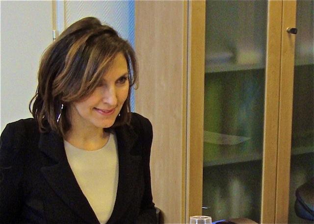 Cantonales : Nora Berra votera « pour le candidat républicain » face au FN