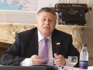 Philippe de Mester : « Le réseau ferroviaire rhônalpin a connu un grand retour d'affection »