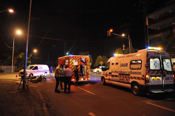 L'homme tué par un scooter dimanche matin dans le 9e arrondissement avait bu