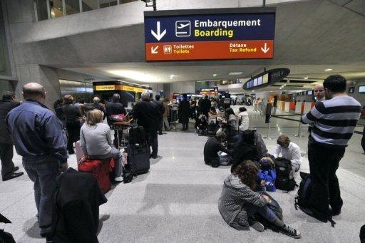 Le cauchemar pour 170 passagers d'un vol charter à Saint-Exupéry