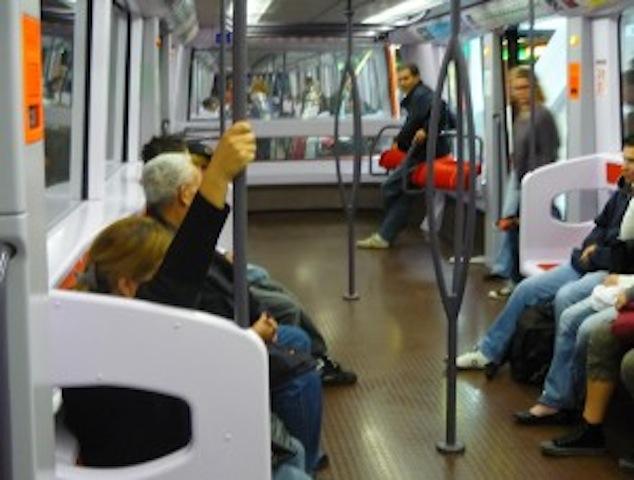 Déjà 15 rames rénovées de la ligne D en circulation