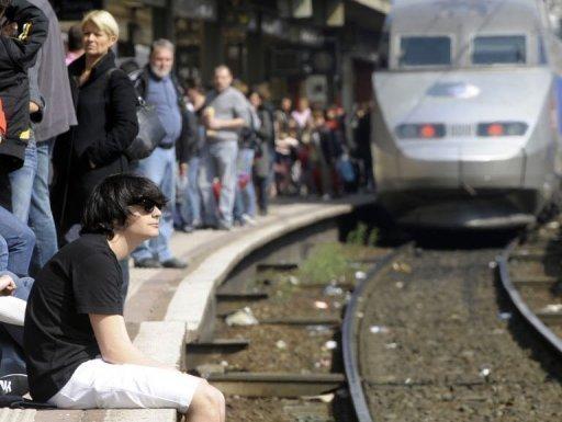 14e jour de grève à la SNCF