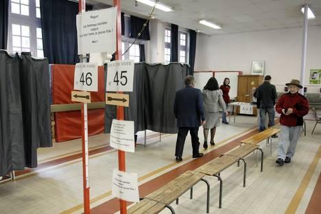 Cantonales : 36,05% de votants à 17h dans le Rhône