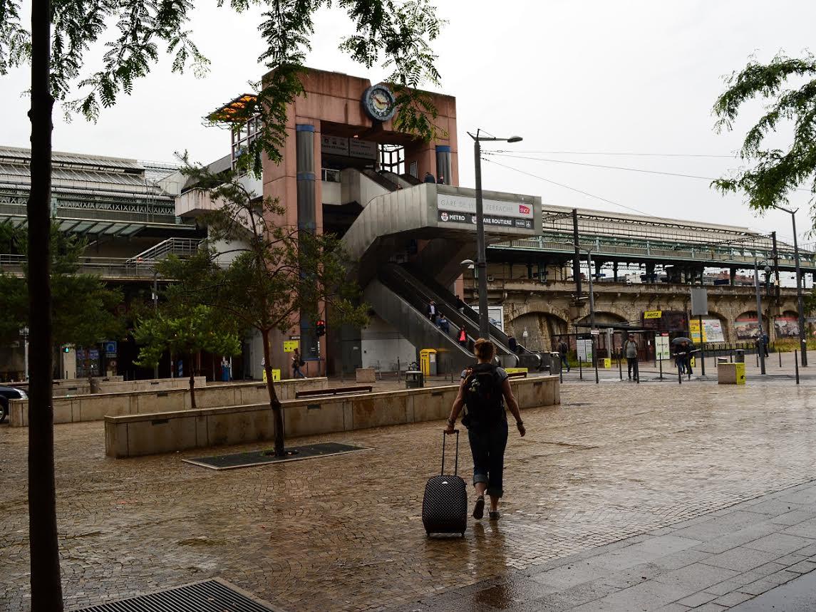 Gare de Perrache aujourd'hui, place des Archives - LyonMag