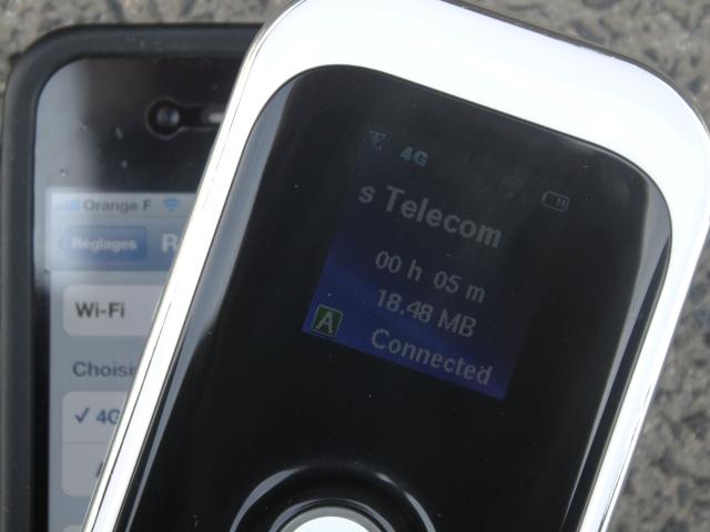 La 4G en test à Lyon : premiers contacts satisfaisants malgré un réseau limité