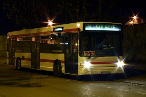 C'est vendredi qu'est mise en service la nouvelle ligne de nuit des TCL