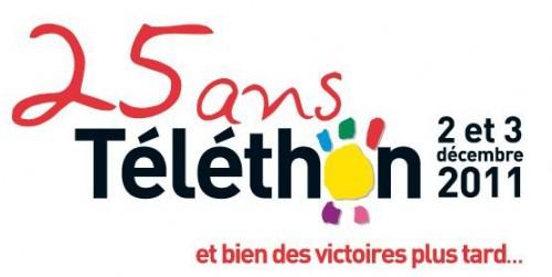 Coup d'envoi de la 25e édition du Téléthon