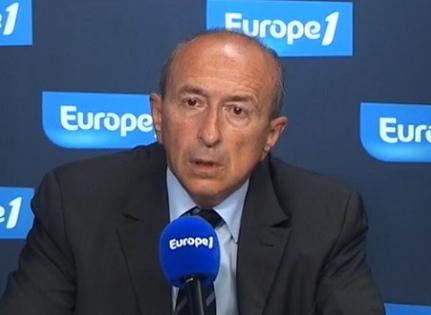 Collomb, retour aux affaires avec DSK et les Roms (vidéo)