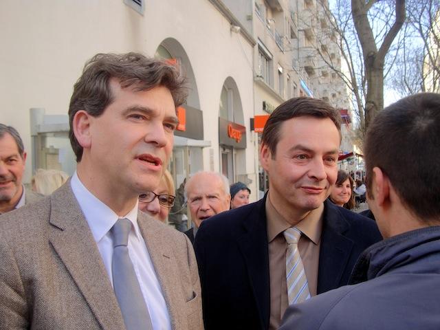 Montebourg : « La droite est dépassée par sa nouvelle maîtresse, le FN »