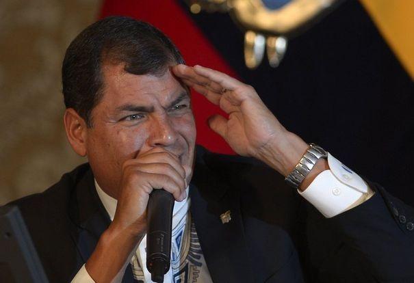 Le président de l'Equateur attendu à Lyon vendredi