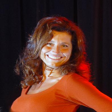 Céline Iannucci au complexe du rire