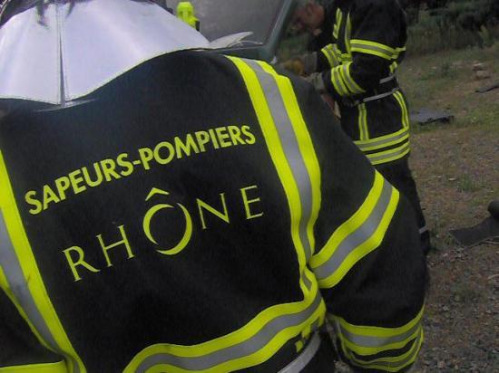 Les pompiers du Rhône sont en grève illimitée
