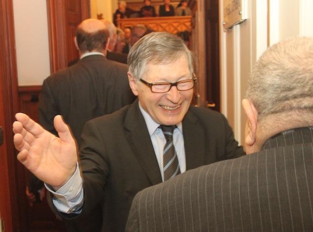 Jean-Jacques David obtient des garanties sur l'imposition et sur le Musée des Confluences - VIDEO