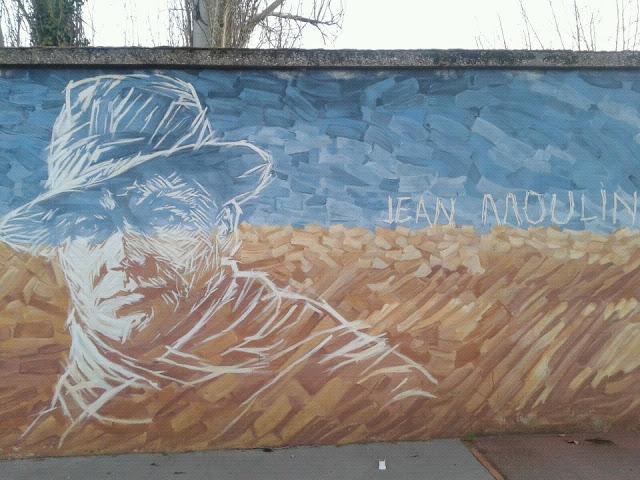70e anniversaire de l'arrestation de Jean Moulin : de nombreuses célébrations à Caluire et à Lyon