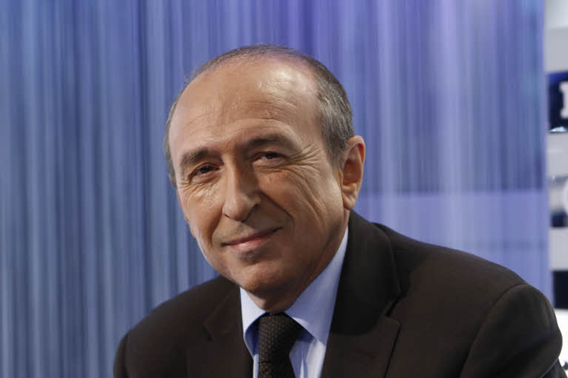 L'hommage de Gérard Collomb à Georges Frêche