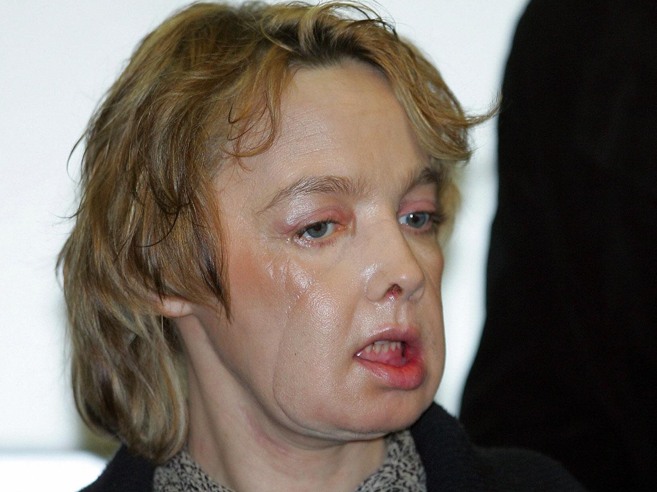 Vivian Moore, Le seigneur sans visage rsum