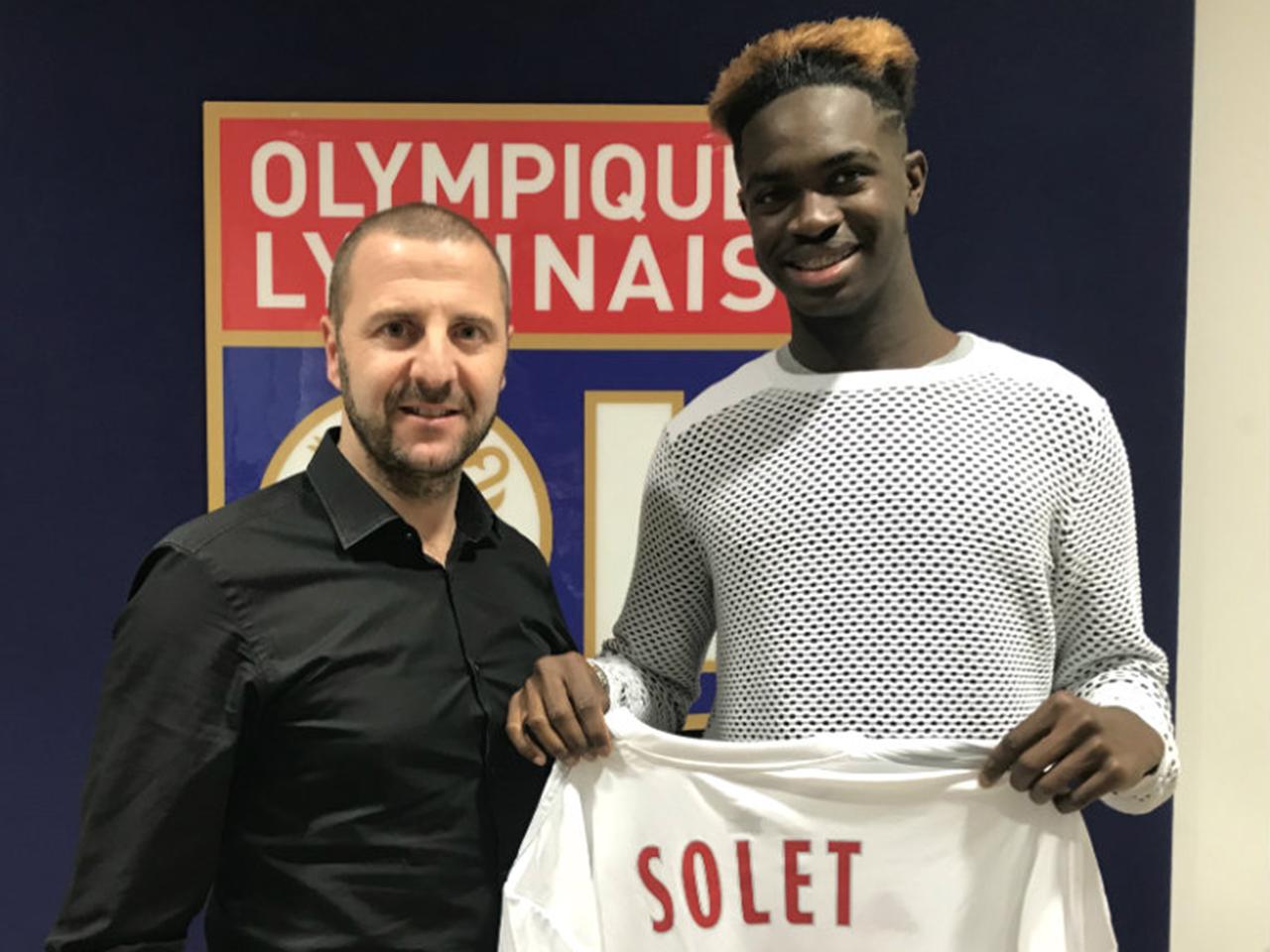 Oumar Solet va signer — Mercato