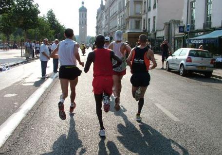 Le marathon de Lyon renaît de ses cendres