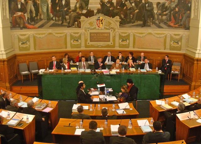 Conseil général : trois cadres de la DSI écartés