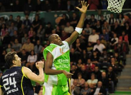 Basket : Le Villeurbannais Ali Traoré au All Star Game 2009