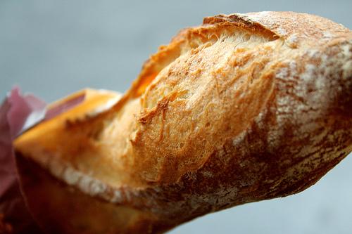 Claude Farja remporte le prix de la meilleure baguette du Rhône