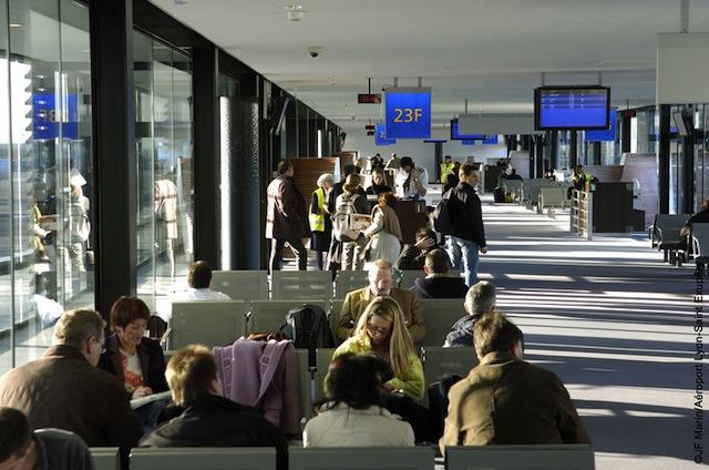 Reprise progressive à Lyon Saint-Exupéry : 33% du trafic assuré mardi