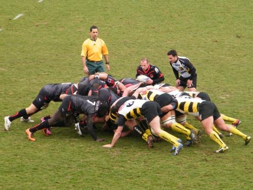 Rugby : le LOU n'accède pas au Top 14