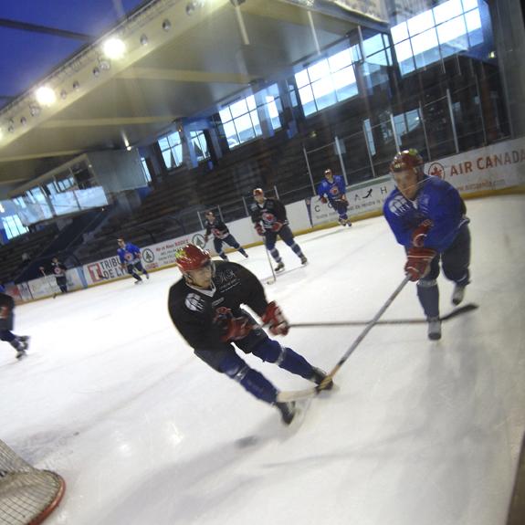 "Hockey : ""ça va être très serré"""