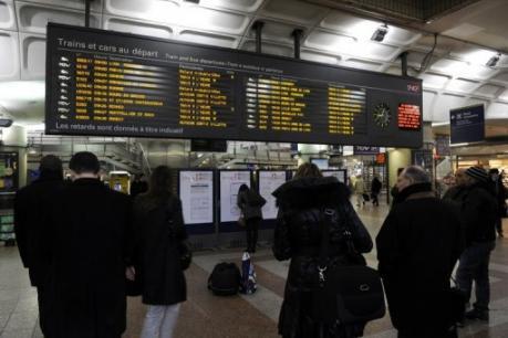 La grève à la SNCF commence dès mercredi soir 20h
