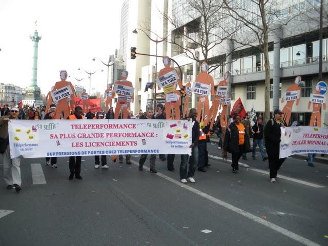 Téléperformance restructure : 169 postes supprimés à Lyon
