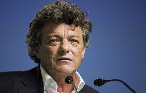 Jean-Louis Borloo fait sa rentrée politique à Lyon
