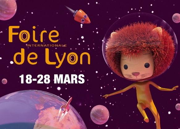 C'est vendredi que la 93e Foire de Lyon ouvre ses portes à Eurexpo